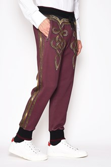 DOLCE & GABBANA 'Marsina' printed sweatpants