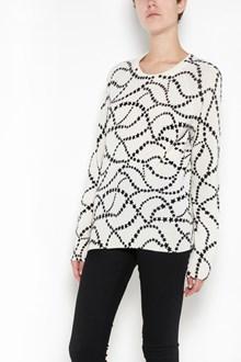 EQUIPMENT 'Sloane' star printed sweatshirt