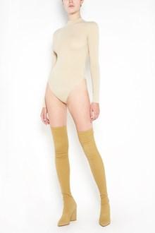 YEEZY long sleeves bodysuit with turtle-neck