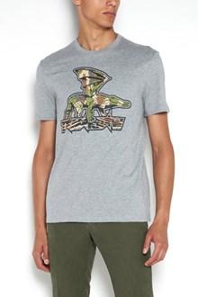 STELLA MCCARTNEY cotton printed 1/2 sleeves  t-shirt