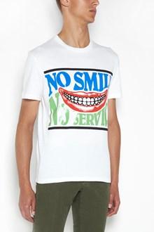 STELLA MCCARTNEY printed 1/2 sleeves cotton t-shirt