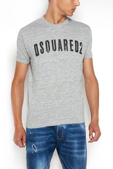 DSQUARED2 chic dan fit logo lettering printed t-shirt