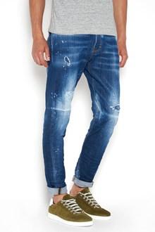 DSQUARED2 'light canadian twist' five pockets jeans