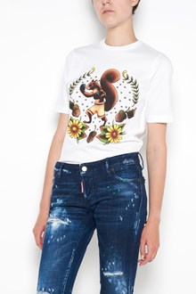 DSQUARED2 'Tattoo' printed t-shirt