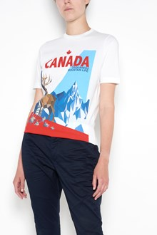 DSQUARED2 'Canada' printed t-shirt regular fit