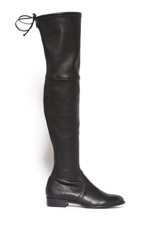 STUART WEITZMAN 'Lowland' stretch leather boots