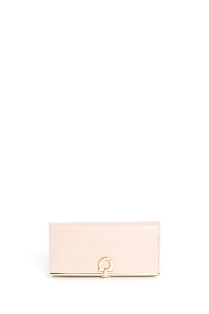 SALVATORE FERRAGAMO 'Continental' leather wallet