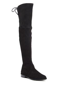 STUART WEITZMAN 'Lowland' stretch suede boots