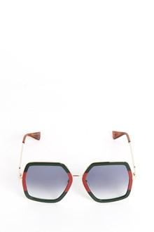 GUCCI metal multicolor sunglasses
