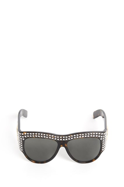 GUCCI sunglasses with strass all over