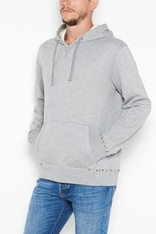 VALENTINO Rockstud Untitled hoodied sweatshirt