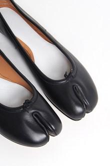 MAISON MARGIELA 'Tabi' calf leather flat shoes