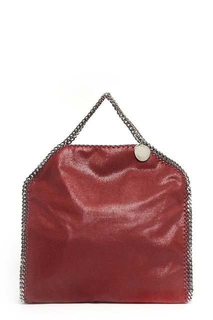 STELLA MCCARTNEY 'Falabella' eco-leather 3 chains bag