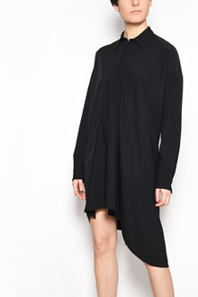 MM6 BY MAISON MARGIELA Long shirt with asymmetrical buttons