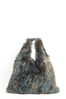 MM6 BY MAISON MARGIELA Eco fur 'Sac' bag