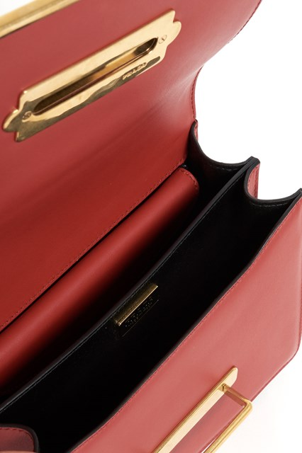 PRADA 'Cahier' leather shoulder bag