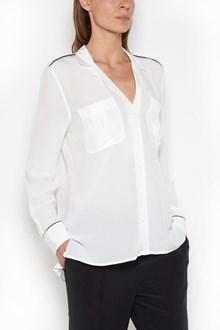 EQUIPMENT 'Sonny' silk pajamas shirt