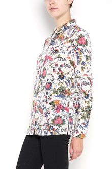 TORY BURCH 'Erica'   silk shirt with print