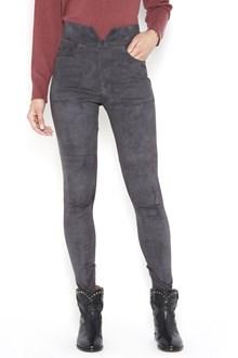 ISABEL MARANT Suede 'Eydie' trousers