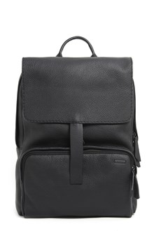 ZANELLATO 'Ildo cashmere pura' bull leather metal free backpack