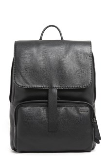 ZANELLATO 'Ildo' bull leather  backpack
