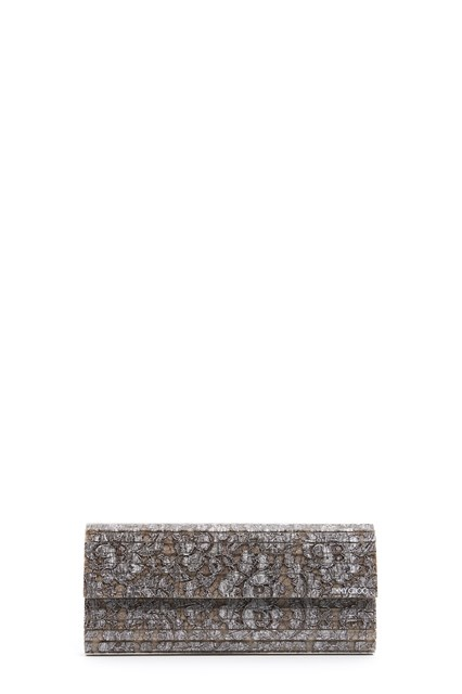 JIMMY CHOO 'Sweety love' clutch with chain
