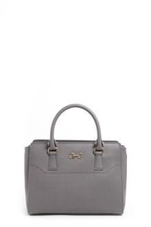 SALVATORE FERRAGAMO calf leather 'Beckie'  handbag
