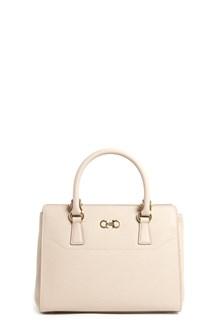 SALVATORE FERRAGAMO 'Beckie' calf leather handbag