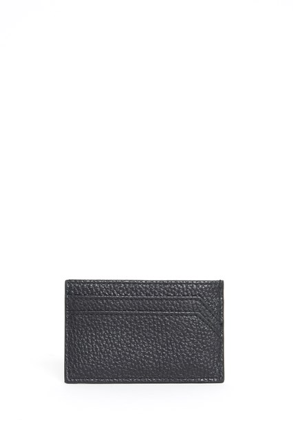 JIMMY CHOO Leather 'Dean EMG' cardholder with embossed stars