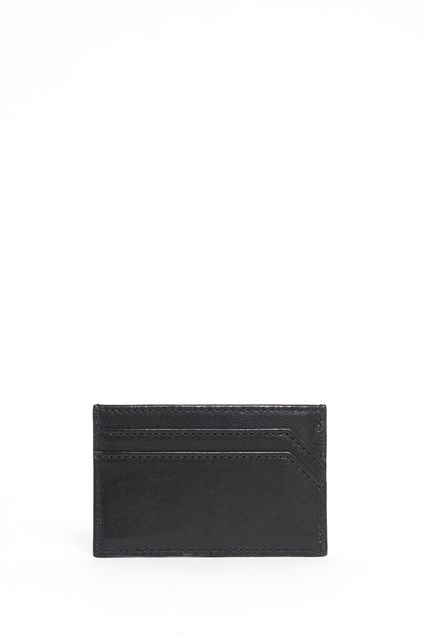 JIMMY CHOO 'Dean' cardholder with star studs