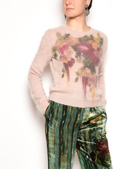 ALBERTA FERRETTI Sweater with print