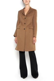 TAGLIATORE Cashmere classic trench coat with buttons and pockets