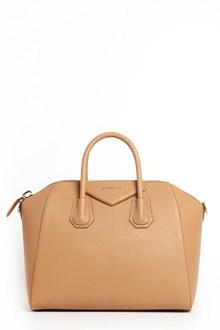 GIVENCHY 'Antigona box' large eather tote bag
