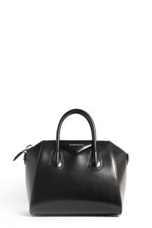 GIVENCHY 'Antigona box' small leather tote bag