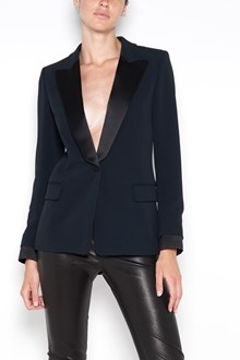 TOM FORD 'Cocktail ' jacket with one revers button with satin wrists