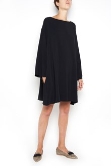 THE ROW 'Tharpe' tunic short dress with long wide sleeves