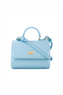 DOLCE & GABBANA Mini 'Miss Sicily' patent leather bag