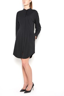 THEORY Chemiser long sleeves dress with buttons
