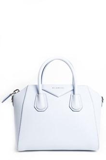 GIVENCHY Leather small 'Antigona' bag with cross body strap