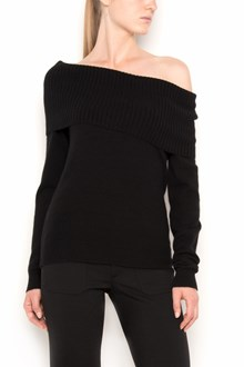 THEORY Boat neckline  long sleeves sweater