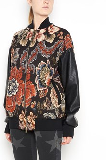 STELLA MCCARTNEY Brocade bomber jacket