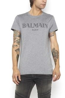 BALMAIN 'Balmain' logo printed t-shirt
