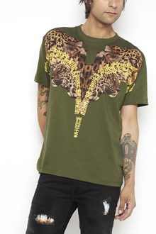 MARCELO BURLON - COUNTY OF MILAN ' Tepenk' printed t-shirt