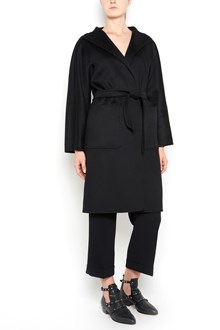 MAX MARA Cashmere coat with belt