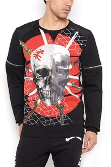 PHILIPP PLEIN 'Appear' printed sweatshirt
