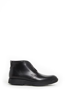 SALVATORE FERRAGAMO 'Dorris'  calf leather laced shoes