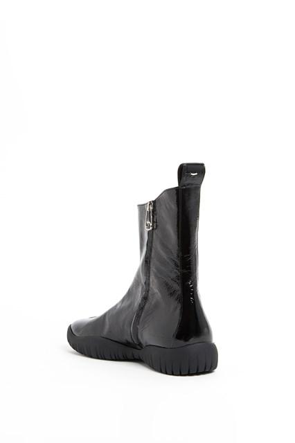 MAISON MARGIELA patent leather 'Tabi' boots
