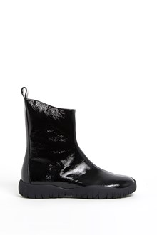 MAISON MARGIELA patent leather 'Tabi' boots