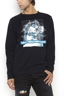 MARCELO BURLON - COUNTY OF MILAN Cotton crewneck 'kono' sweater
