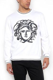 VERSACE 'Medusa painting' printed sweatshirt